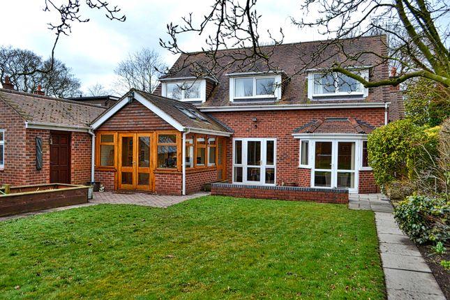 Thumbnail Detached house for sale in Park Lane, Sandbach