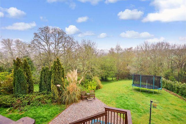 Rear Garden of Dargate Road, Yorkletts, Whitstable, Kent CT5