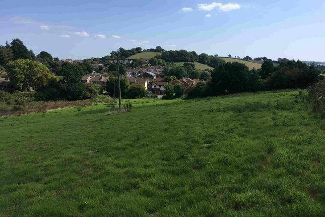 Thumbnail Land for sale in Threshers, Crediton