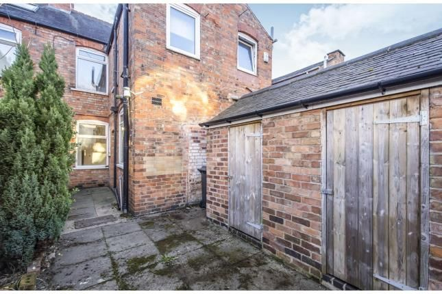 Garden of Wilmington Road, Leicester, Leicestershire LE3