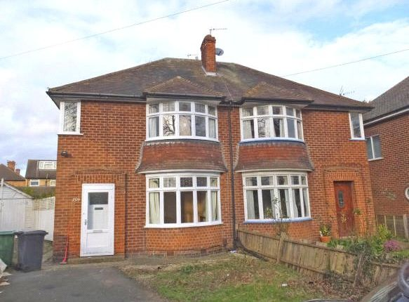 Thumbnail Shared accommodation to rent in Forest Road, Loughborough, Leicestershire
