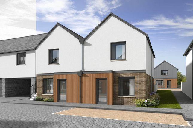 Thumbnail Terraced house for sale in Caerlee Mill, Innerleithen, Peeblesshire