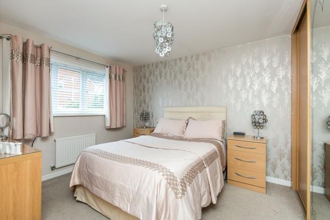 Master Bedroom of Cwrt Telford, Connah's Quay, Deeside, Flintshire CH5