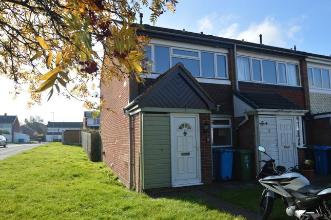Thumbnail Terraced house to rent in Ajax Close, Great Wyrley