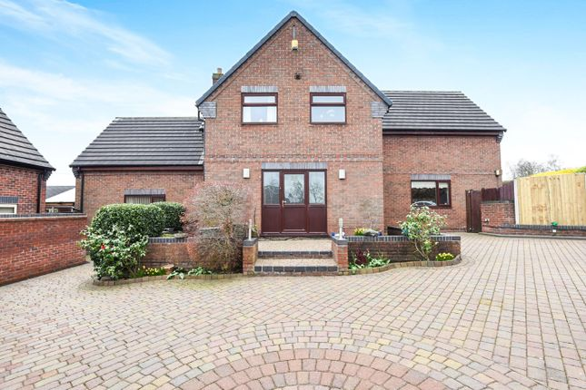Thumbnail Detached house for sale in Monument Lane, Codnor Park, Nottingham