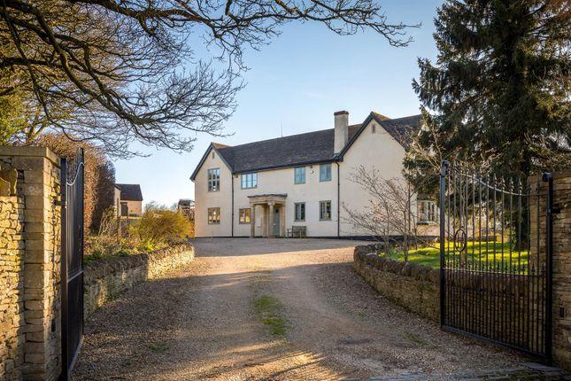 Thumbnail Detached house for sale in Luckington, Chippenham