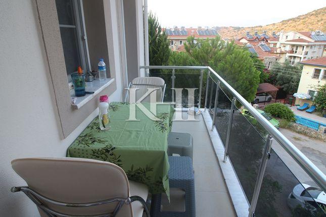 Duplex for sale in Tasyaka, Fethiye, Muğla, Aydın, Aegean, Turkey
