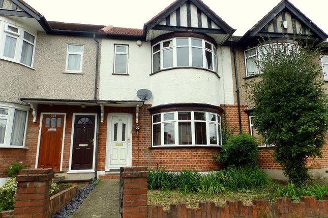 Thumbnail Terraced house to rent in Hatherleigh Road, Ruislip Manor, Ruislip