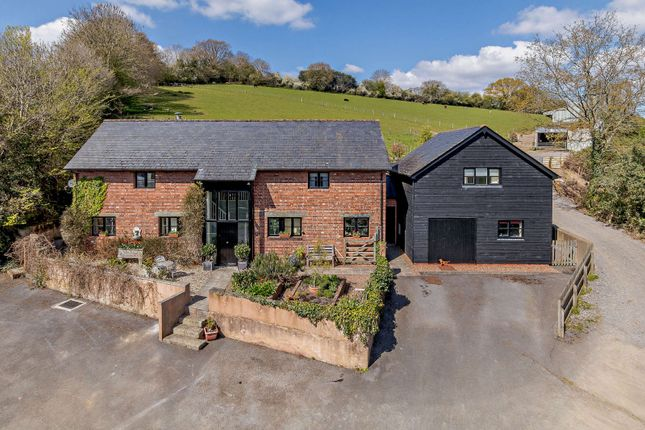 Thumbnail Detached house for sale in St. Andrews Road, Exeter, Devon