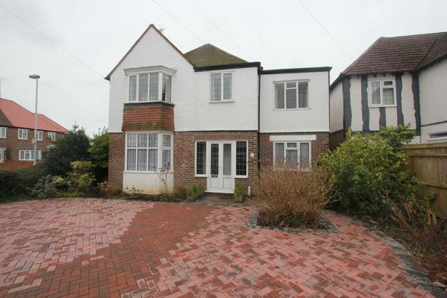 Thumbnail Flat to rent in Offington Avenue, Broadwater, Worthing