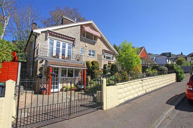 Thumbnail Detached house for sale in Abney Road, Bournemouth