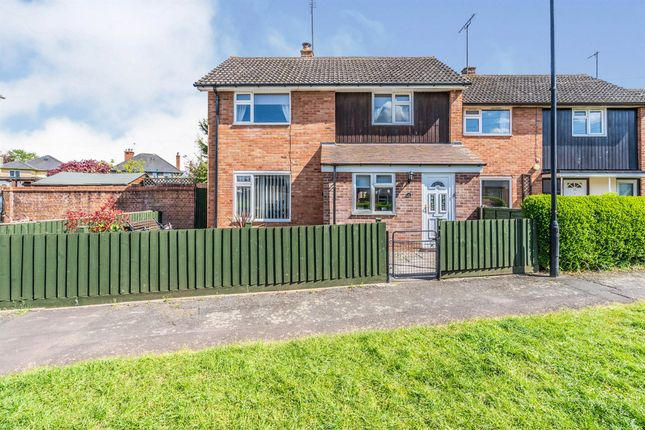 3 bed end terrace house for sale in Deerfold, Hereford HR2
