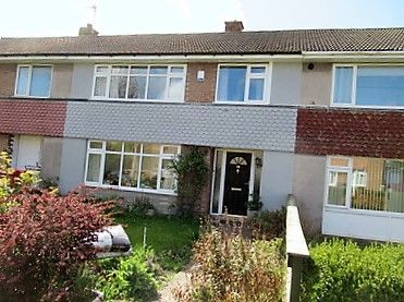 Terraced house for sale in Oak Grove, Northallerton