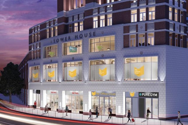Thumbnail Commercial property for sale in 65-71 Lewisham High Street, London