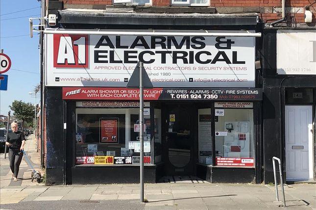 Thumbnail Retail premises for sale in Bridge Road, Crosby, Liverpool