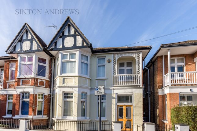 Thumbnail Semi-detached house for sale in King Edwards Gardens, Ealing / Acton Borders
