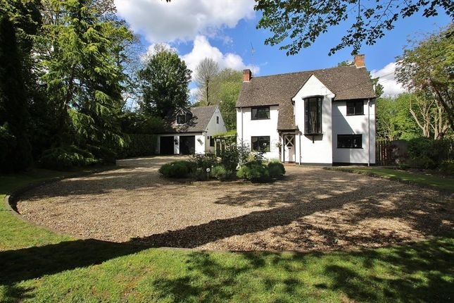 Thumbnail Detached house for sale in Tidmarsh Road, Pangbourne, Reading