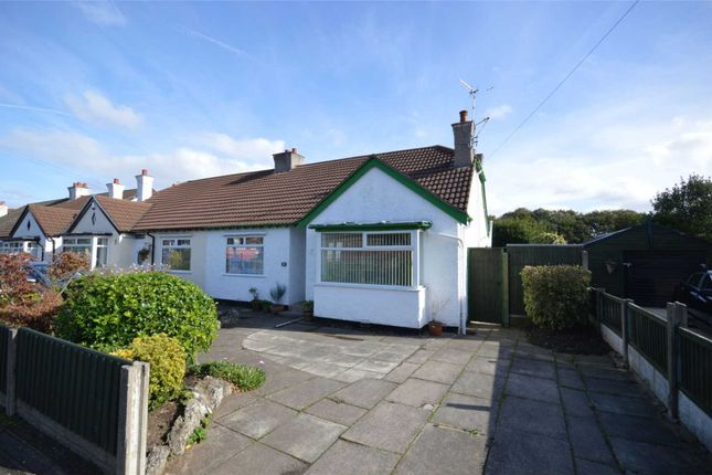 2 bed bungalow for sale in Cross Lane, Bebington, Wirral