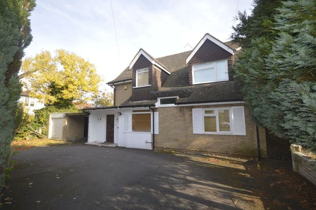 Thumbnail Detached house to rent in Mayfield Road, Sutton
