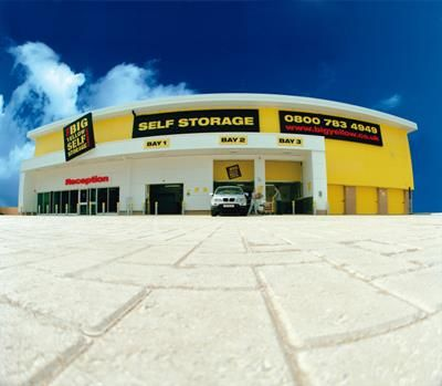 Warehouse to let in Big Yellow Self Storage Swindon, Drakes Way, Swindon