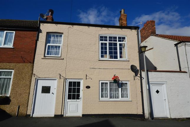 Thumbnail End terrace house for sale in Stonegate, Hunmanby, Filey