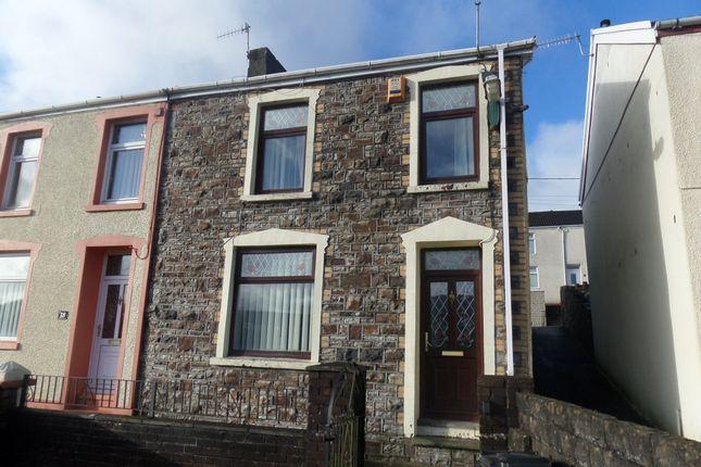 Thumbnail Terraced house for sale in Gellifaelog Terrace, Penydarren, Merthyr Tydfil