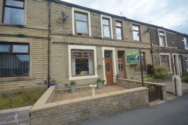 Terraced house for sale in Blackburn Road, Oswaldtwistle, Accrington