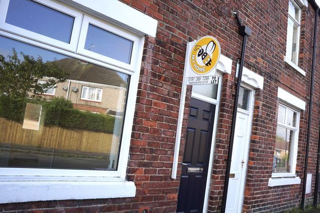 Thumbnail Terraced house for sale in Raby Terrace, Chilton, Ferryhill