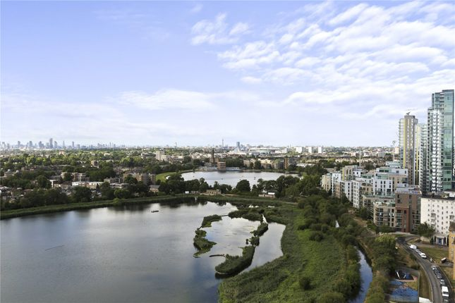 Thumbnail Flat for sale in Skylark Point, Newnton Close, London
