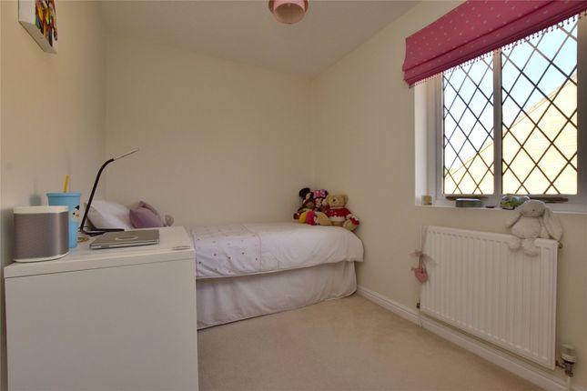 Bedroom Three of Grasmere Gardens, Bridgeyate, Bristol BS30
