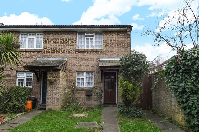 Thumbnail Property for sale in St. Hughes Close, London