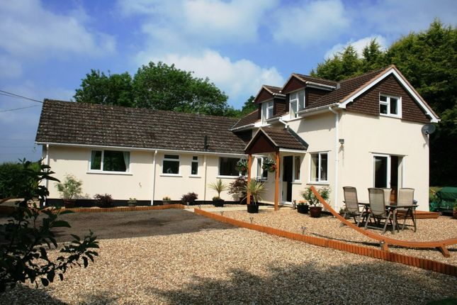 Thumbnail Detached house for sale in Southbrook Lane, Whimple, Exeter