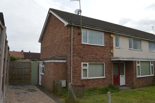 Thumbnail Flat for sale in Homefield Road, Sileby, Leicestershire