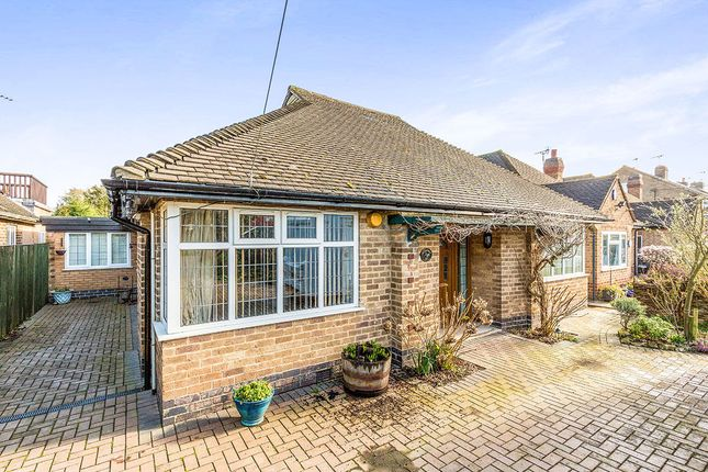 Thumbnail Bungalow for sale in Leicester Road, Markfield