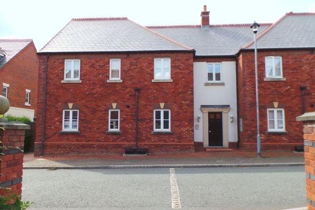 Thumbnail Flat to rent in Baillie Street, Fulwood, Preston