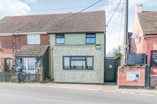 Thumbnail Semi-detached house for sale in Clacton Road, Little Oakley, Harwich