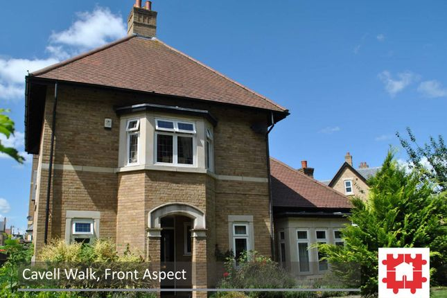 Thumbnail Detached house to rent in Cavell Walk, Fairfield Park, Stotfold