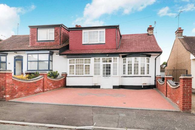Thumbnail Semi-detached bungalow for sale in Mark Avenue, Chingford