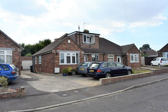 Thumbnail Semi-detached house to rent in Lea Close, Yeovil Marsh, Yeovil