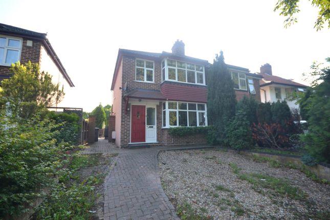 3 bed semi-detached house for sale in Well Loke, Aylsham Road, Norwich