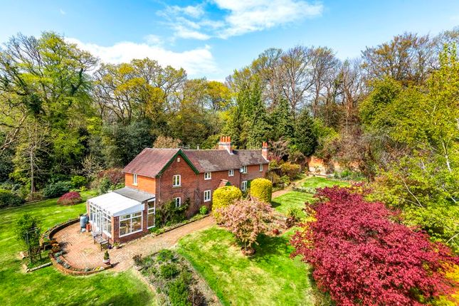 4 bed detached house for sale in Holly Hill Lane, Sarisbury Green, Southampton SO31