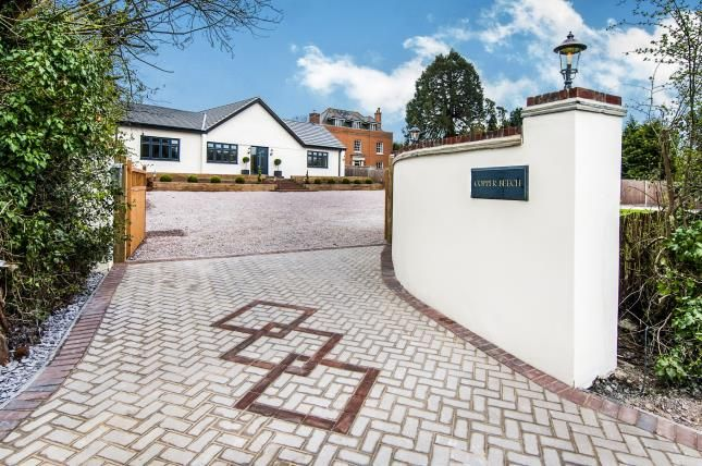 Thumbnail Bungalow for sale in Harlow, Essex
