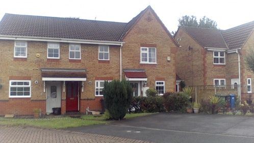 Thumbnail Town house to rent in Shorwell Close, Great Sankey, Warrington