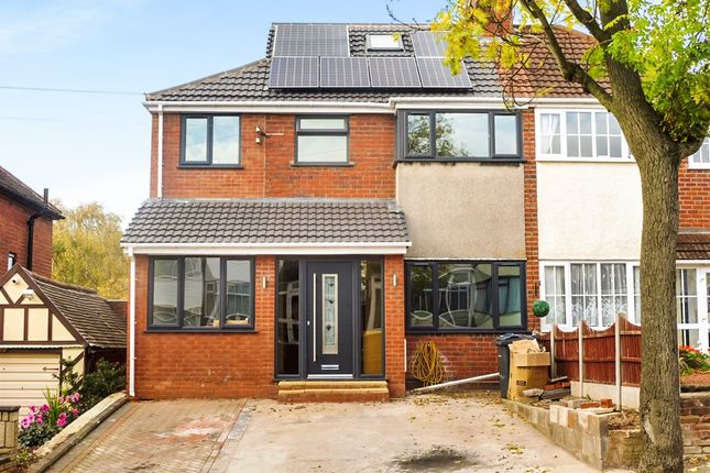 Thumbnail Semi-detached house for sale in Stanford Avenue, Great Barr, Birmingham