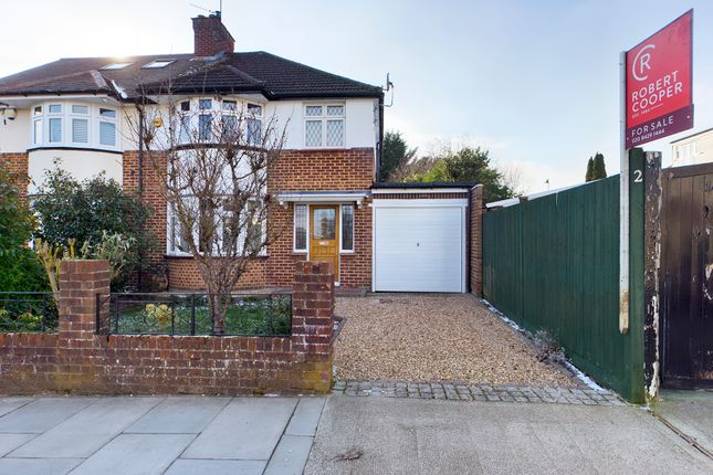 3 bed semi-detached house for sale in Newnham Avenue, Eastcote HA4