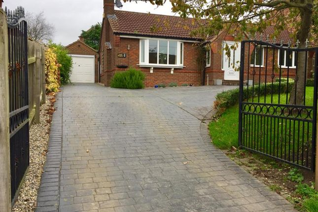 Thumbnail Bungalow to rent in West End, Sheriff Hutton, York