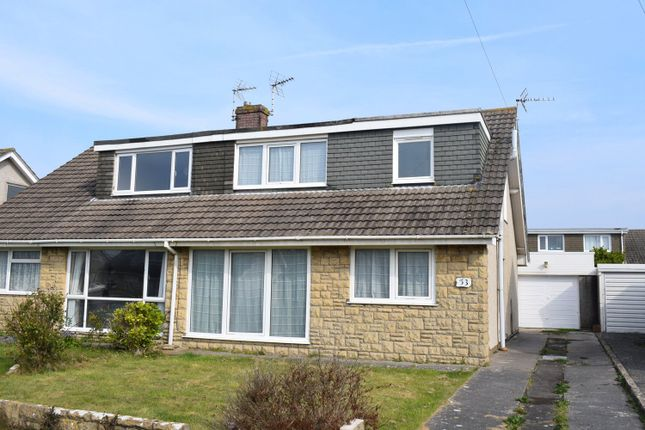 Thumbnail Bungalow for sale in Fulmar Road, Nottage, Porthcawl