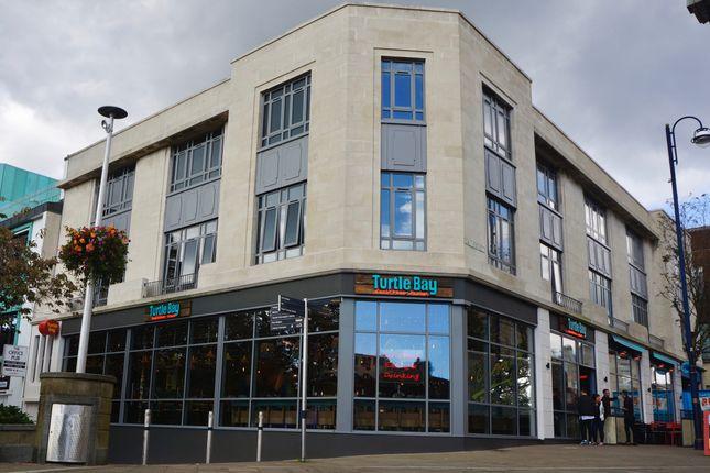 Thumbnail Office to let in Castle Street, Swansea