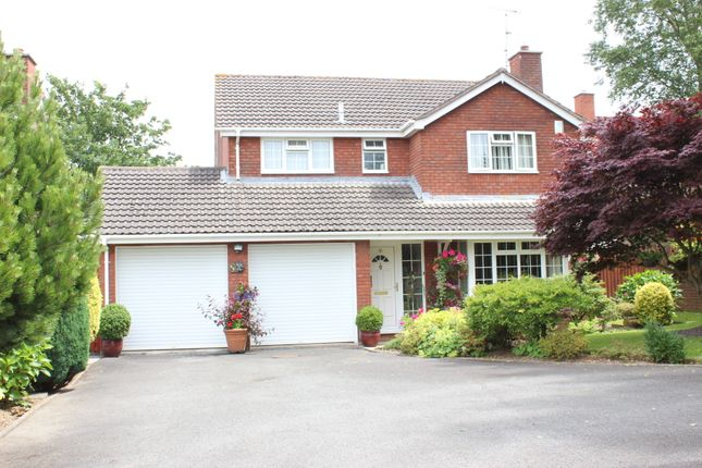 Thumbnail Detached house for sale in Romilly Gardens, Saltram Estate, Plympton