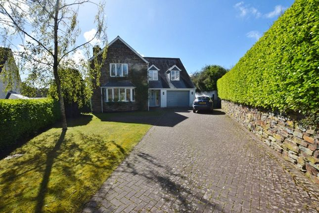 Thumbnail Detached house to rent in Mill Close, Egloshayle, Wadebridge